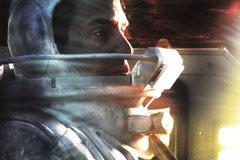 «Луна» (Moon)  Режиссер: Дункан Джонс В ролях: Сэм Рокуэлл, Кевин Спейси (голос)