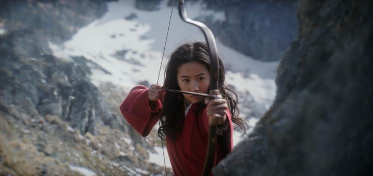 Кадры из фильма «Мулан»