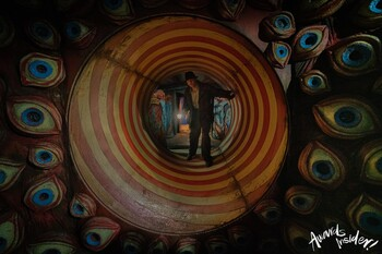 Кадры из фильма «Аллея кошмаров»