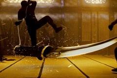 «Ниндзя-убийца» (Ninja Assassin)  Режиссер: Джеймс Мактейгью В ролях: Рейн, Наоми Харрис, Бен Майлз, Шо Косуги, Рик Юн
