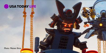 Кадры из фильма «Лего Ниндзяго Фильм»
