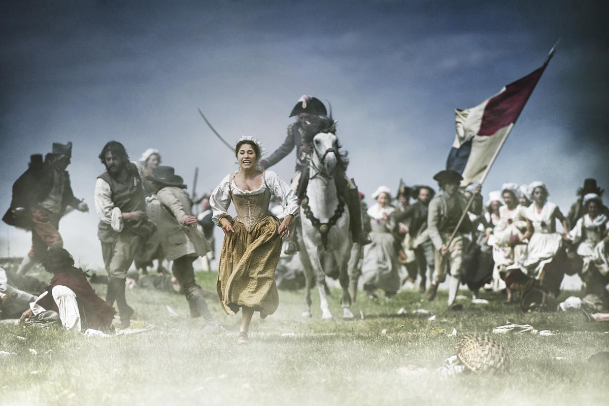 Один король — одна Франция, кадр № 11