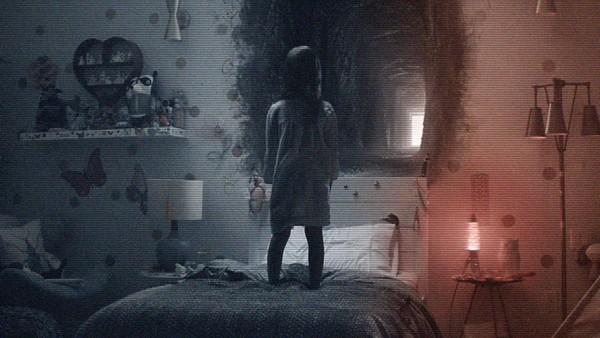 «Паранормальное явление: Призраки» (Paranormal Activity: The Ghost Dimension)  Режиссёр: Грегори Плоткин В ролях: Кэти Фезерстоун, Тайлер Крэйг