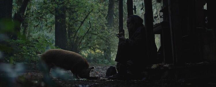 Кадры из фильма «Свинья»