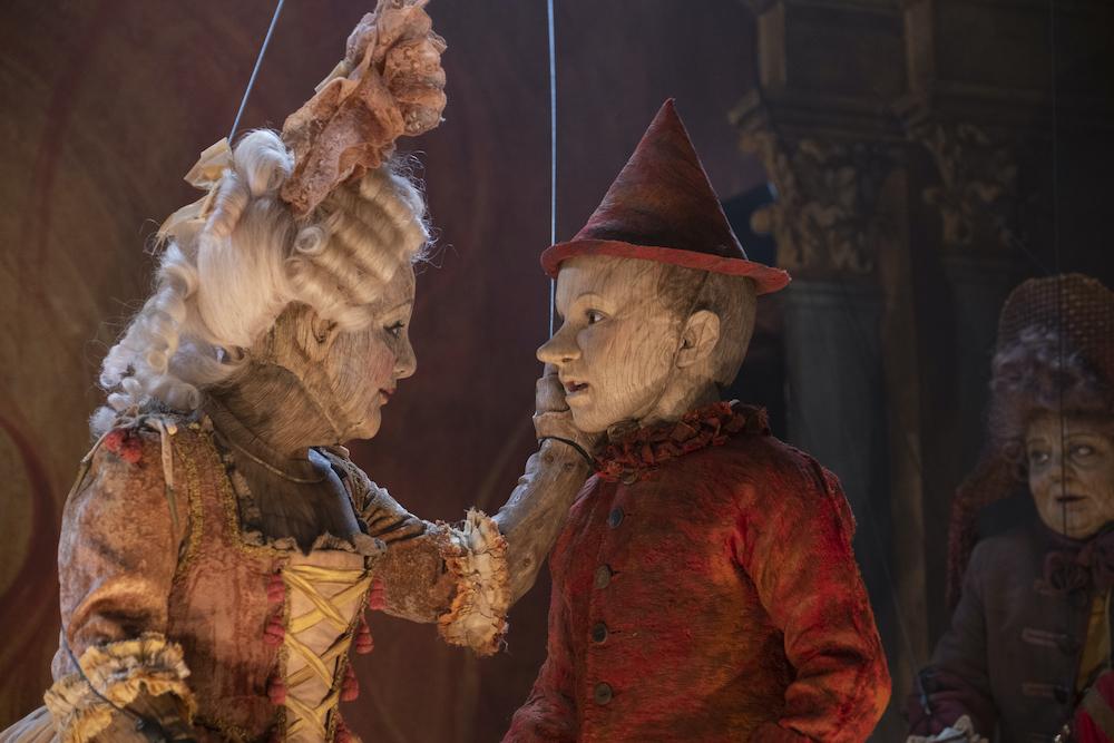 Пиноккио, кадр № 1