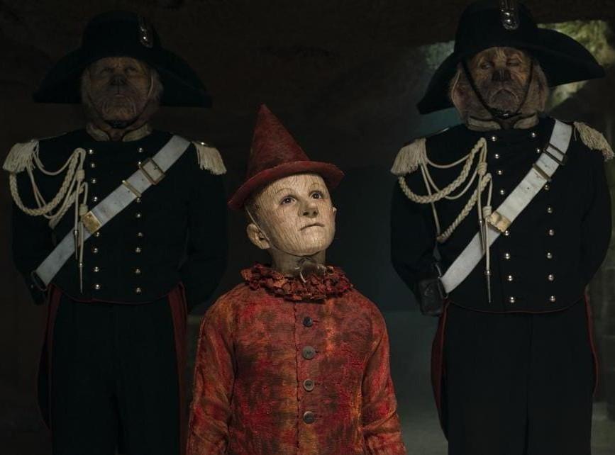 Пиноккио, кадр № 11
