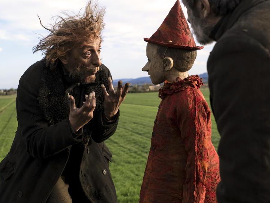 Пиноккио, кадр № 12