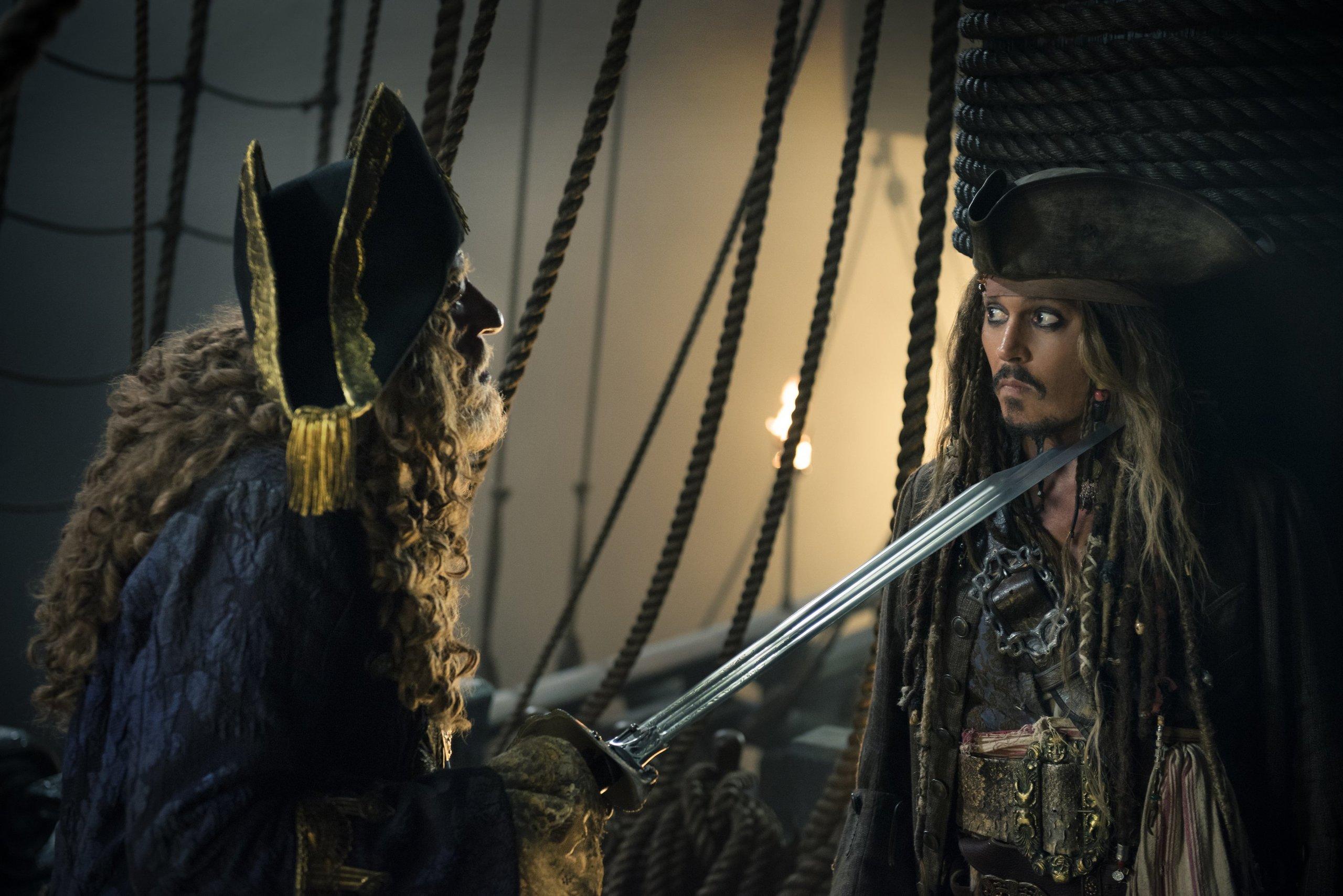 Пираты Карибского моря: Мертвецы не рассказывают сказки, кадр № 13