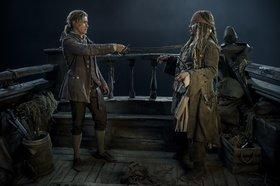 Кадры из фильма «Пираты Карибского моря: Мертвецы не рассказывают сказки»
