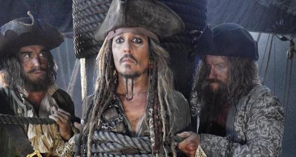 «Пираты Карибского моря — 5» (Pirates of the Caribbean 5)  Режиссёр:  В ролях: Джонни Депп