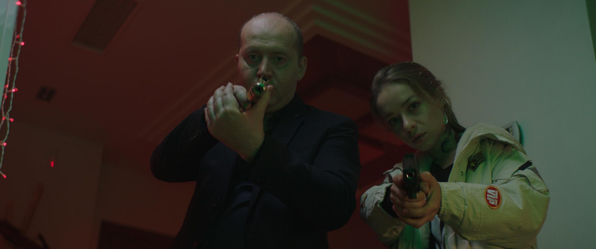 Полицейский с Рублёвки. Новогодний беспредел 2, кадр № 18