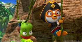 Пингвинёнок Пороро. Пираты острова сокровищ