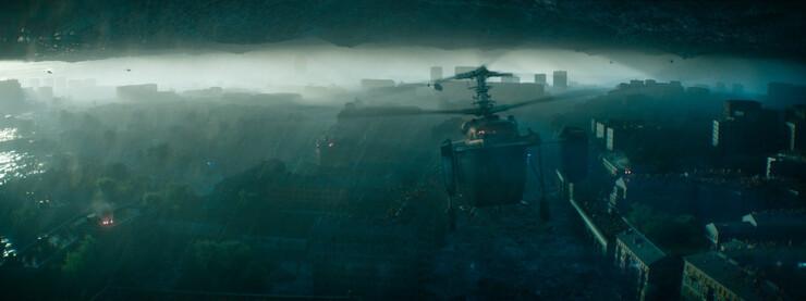 Кадры из фильма «Вторжение»