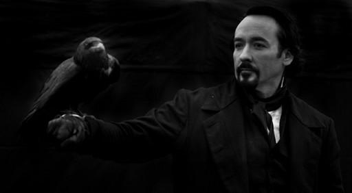 «Ворон» (The Raven)  Режиссер: Джеймс Мактиг В ролях: Джон Кьюсак