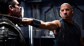 «Риддик-3» (Untitled Riddick Sequel)  Режиссер: Дейвид Туи В ролях: Вин Дизель