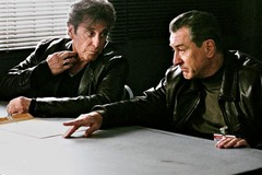 «Право на убийство» (Righteous Kill)  Режиссер: Джон Авнет В ролях: Роберт Де Ниро, Аль Пачино