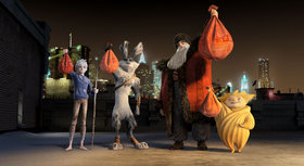 «Хранители снов» (Rise of the Guardians)  Режиссер: Питер Рамси, Уильям Джойс В ролях: Хью Джекман, Дакота Гойо, Крис Пайн, Джуд Лоу, Айла Фишер, Алек Болдуин