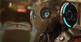 Кадры из фильма «Робо»