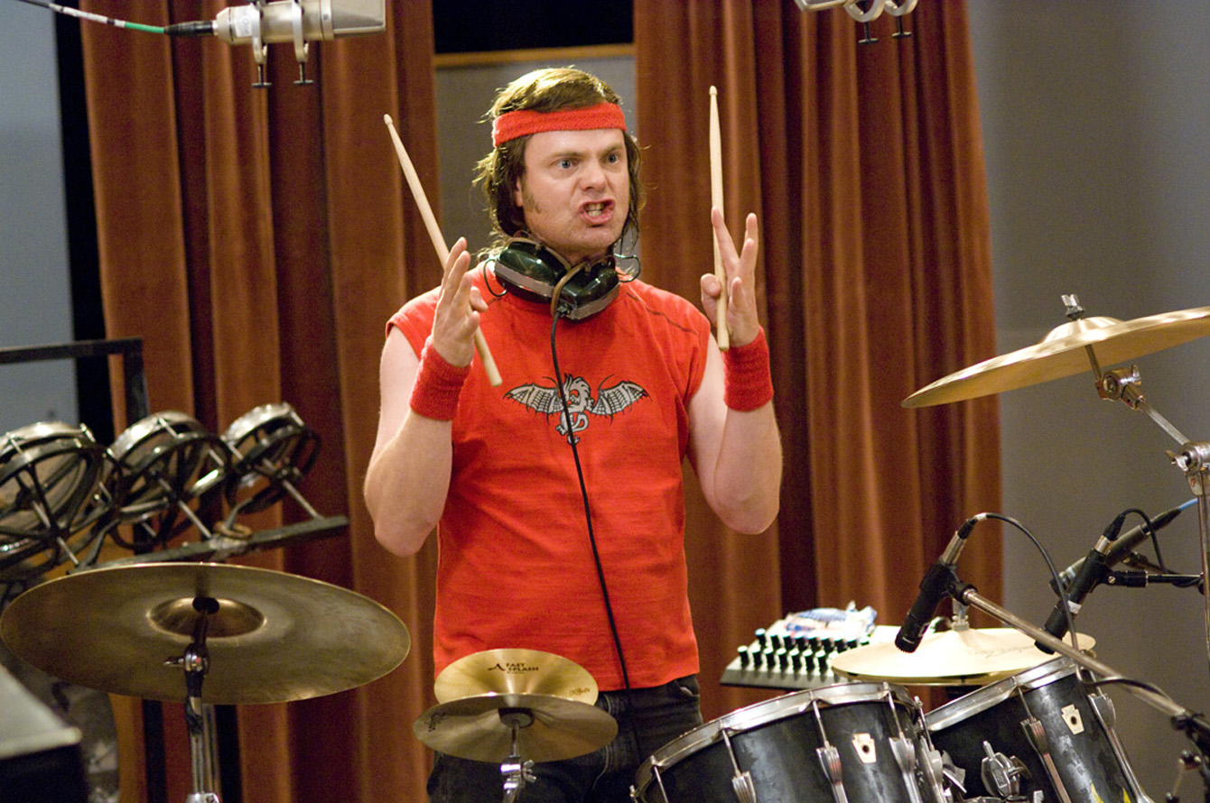 Голый барабанщик, кадр № 1