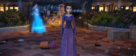 Сельма в городе призраков