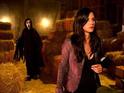 «Крик-4» (Scream 4)  Режиссер: Уэс Крейвен В ролях: Нив Кэмпбелл, Courteney Cox Arquette, Дэйвид Аркетт