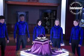 Кадры из фильма «Тайное общество второрожденных членов королевской семьи»