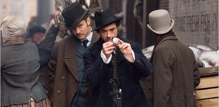 Что употреблял шерлок холмс
