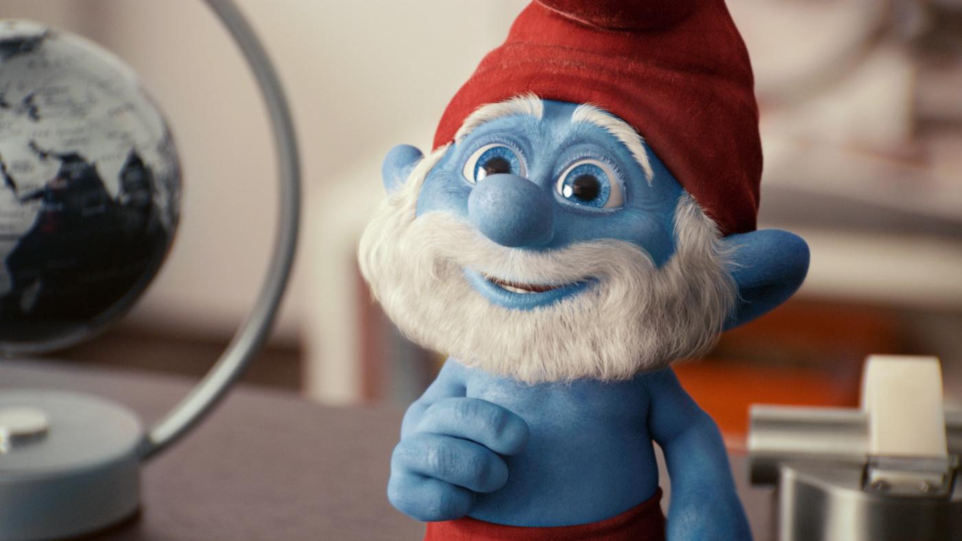 Smurfs - Papa скачать