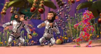 «Космические обезьянки» (Space Chimps)Режиссер: Донован Кук, Нортон ВиргинВ ролях: Шок Уильям Скотт