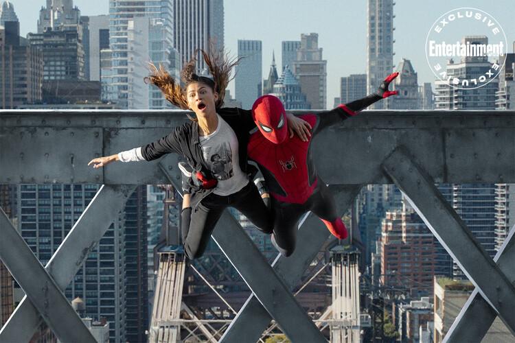 Кадры из фильма «Человек-паук: Нет пути домой»