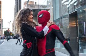 Кадры из фильма «Человек-паук: Вдали от дома»
