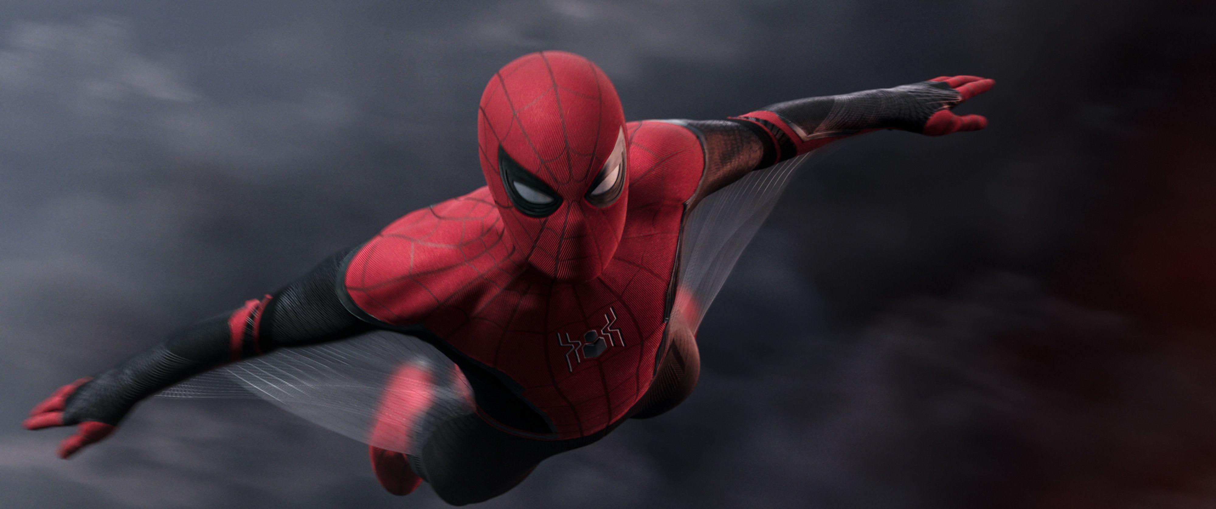 Человек-паук: Вдали от дома, кадр № 4