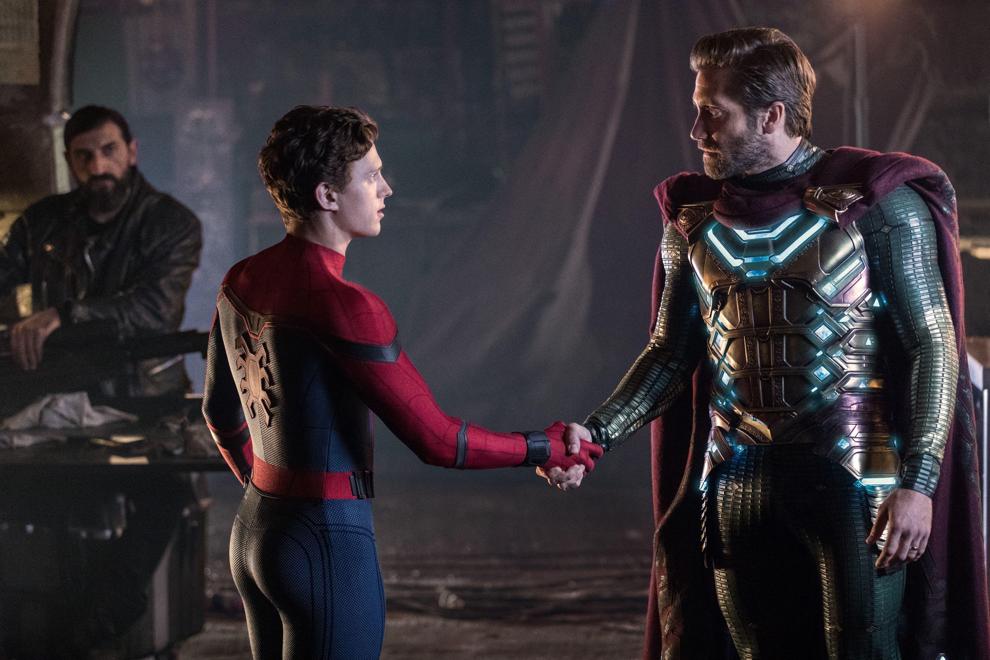 Человек-паук: Вдали от дома, кадр № 5