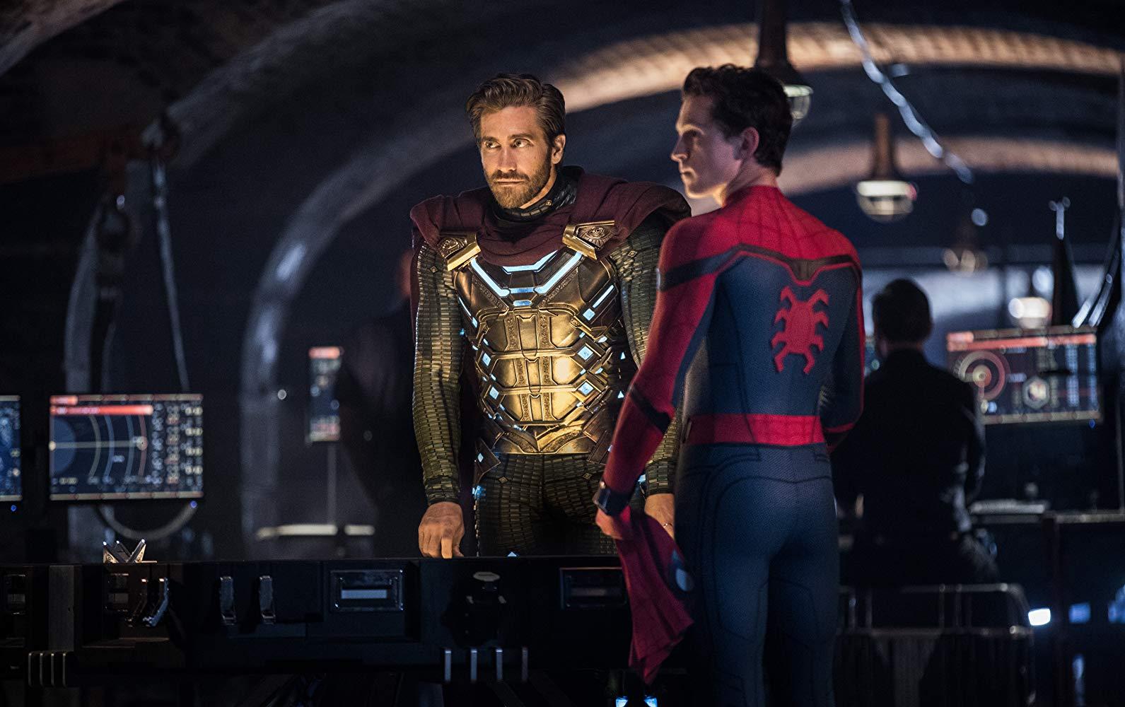 Человек-паук: Вдали от дома, кадр № 6