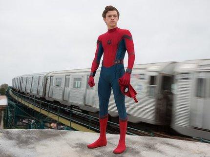 Кадры из фильма «Человек-паук: Возвращение домой»