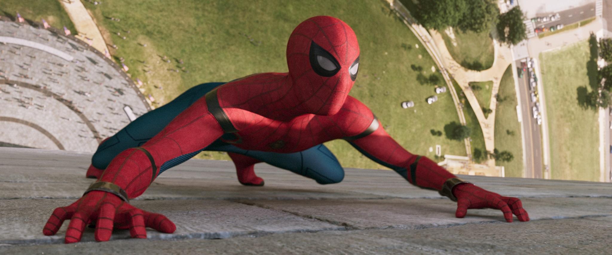 Человек-паук: Возвращение домой, кадр № 21