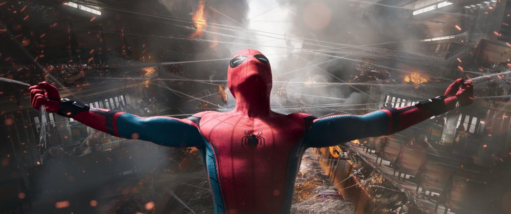 Человек-паук: Возвращение домой,  № 9