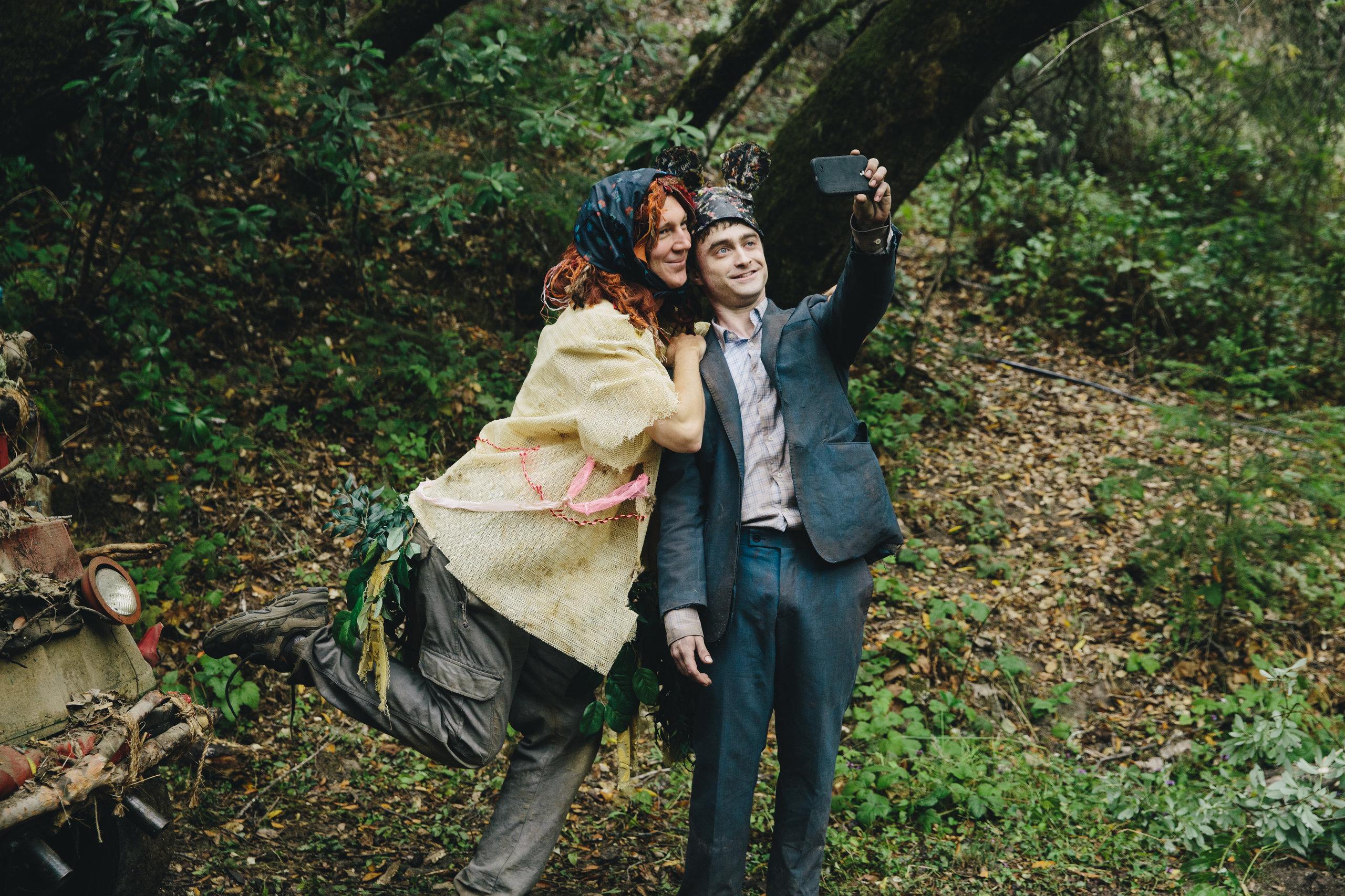 Вместе они отправятся в эпическое приключение, которое вернет хэнка к девушке его мечты.