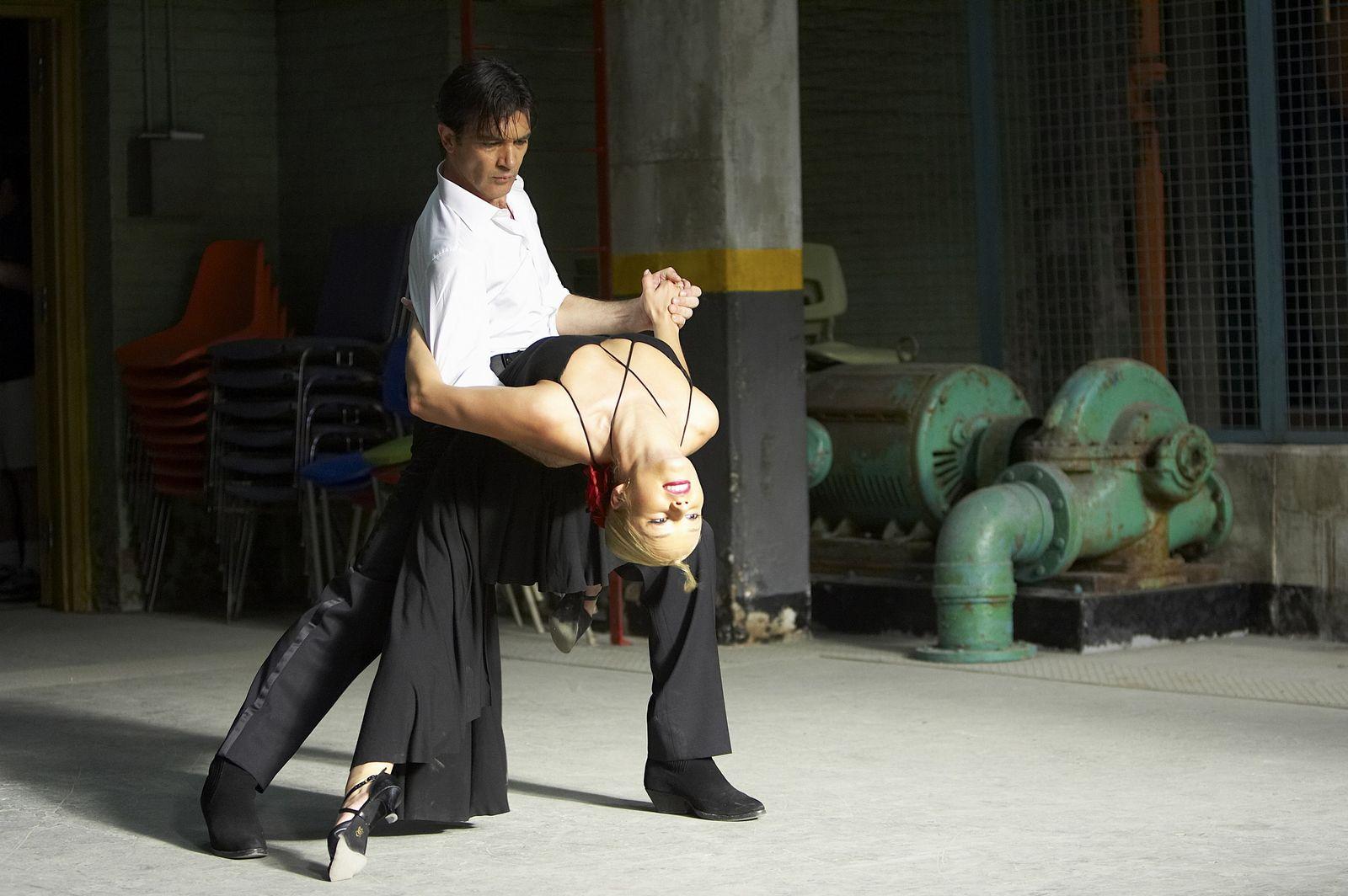 Антонио бандерас танцы фильм