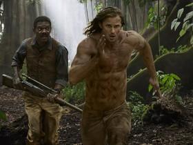 Кадры из фильма «Тарзан. Легенда»