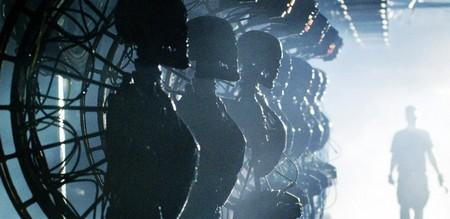 «Терминатор: Да придёт спаситель» (Terminator Salvation)  Режиссер: Джозеф «McG» МакДжинти Никол В ролях: Кристиан Бэйл (Джон Коннор), Сэм Уортингтон (Маркус Райт), Антон Ельчин (Кайл Риз), Брайс Даллас Ховард (Кейт Коннор), Мун Бладгуд (Блэр Уильямс), Коммон (Барнс), Хелена Бонем Картер (Серена Коген), Арнольд Шварценеггер и Роланд Кикинджер (Т-800 модель 101), Брайан Стил (T-600), Майкл Айронсайд (генерал Эшдаун), Линда Хэмилтон (Сара Коннор), Джада Грейс Смит (Стар), Крис Эшворт (Ричтер), Крис Браунинг (Моррисон), Джейн Александр (Вирджиния)