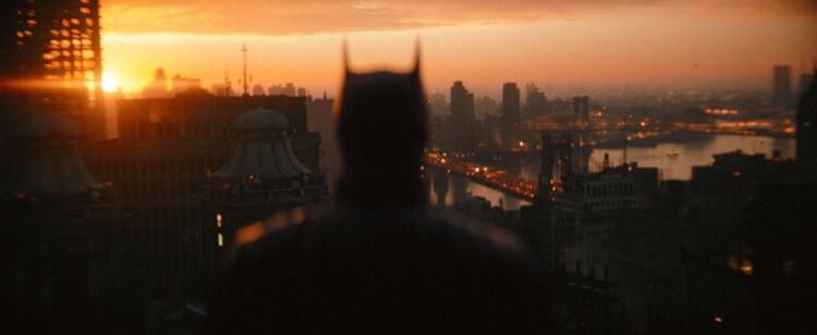 Кадры из фильма «Бэтмен»