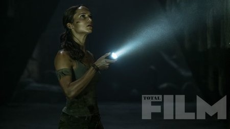 Кадры из фильма «Tomb Raider: Лара Крофт»