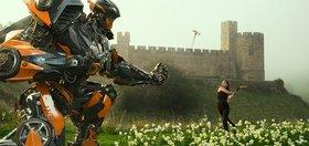 Кадры из фильма «Трансформеры: Последний рыцарь»