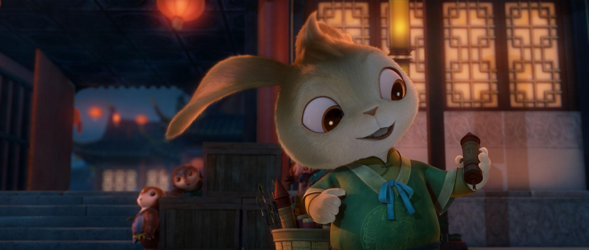 «Смотреть Онлайн Кунг-фу Кролик Повелитель Огня 2015» — 2010