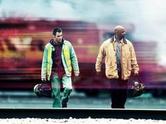 «Неуправляемый» (Unstoppable)  Режиссер: Тони Скотт  В ролях: Дензел Вашингтон, Крис Пайн, Розарио Доусон, Кевин Чапмэн
