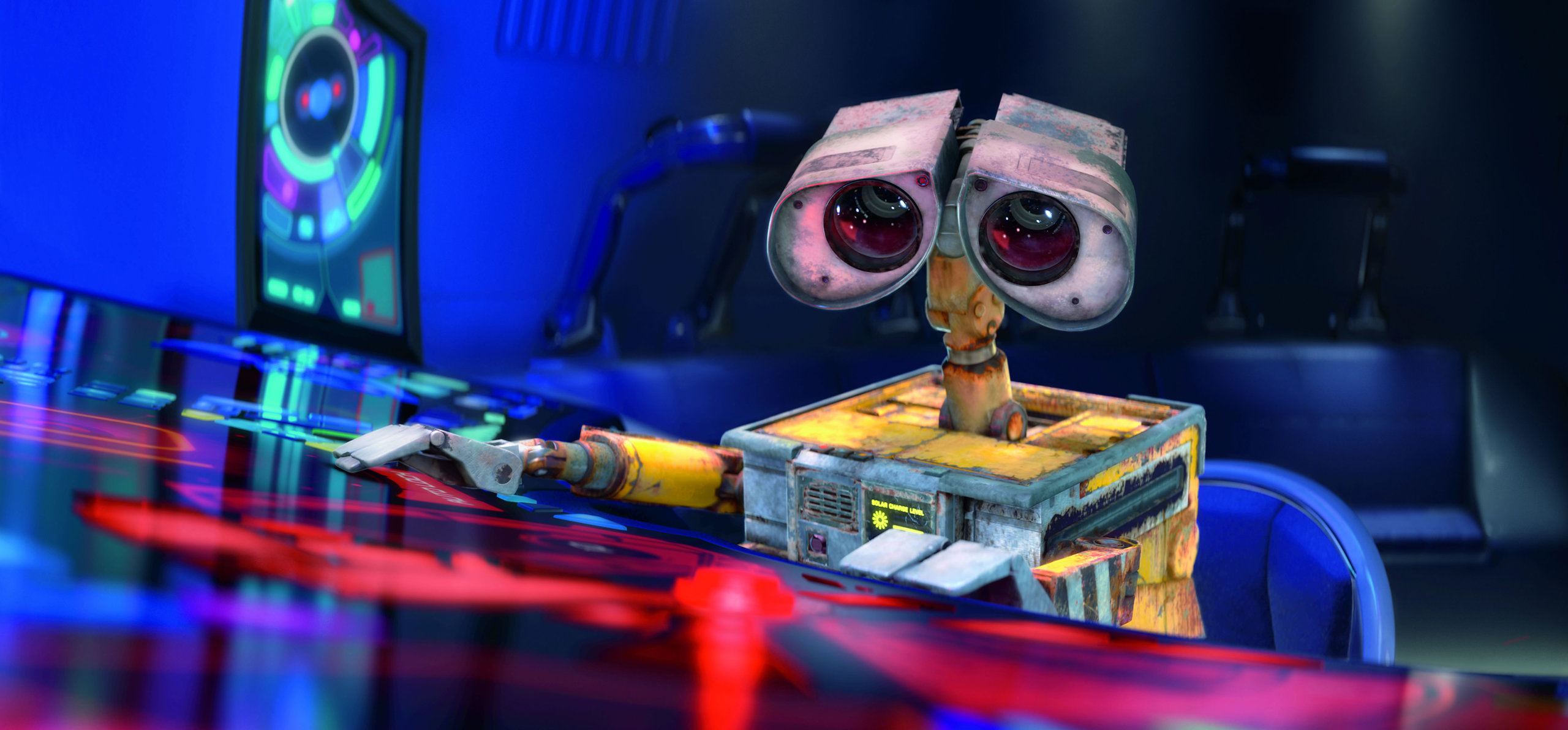 """pixar and politics the hidden messages of wall e Why """"wall-e"""" is the best environmental film of andrew stanton directed the pixar but stanton didn't have an ecological or political message hidden."""
