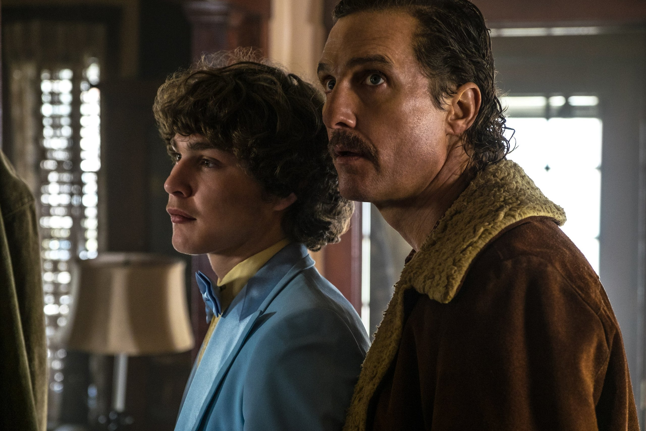 Matthew McConaughey stars in the White Boy Rick trailer the crime thriller adaptation of the true story of Ricky Wershe Jr a teenage FBI informant who