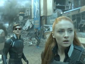 Кадры из фильма «Люди Икс: Апокалипсис»