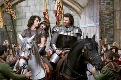 «Ваше высочество» (Your Highness)  Режиссер:  [2484]  В ролях:  [762], [682], [495], [1164], Justin Theroux, [1265]